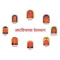 Ashtavianyak Darshan 2 days Pune - Ashtavinayak