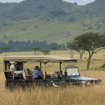 Kenya Safari 7 Days/ 6 Nights Tour