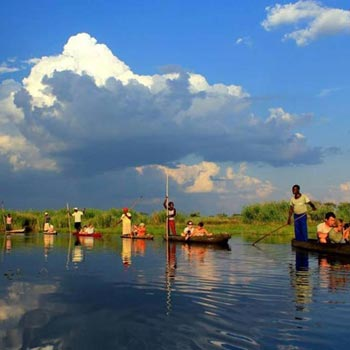 5 Nights Okavango Delta Tour