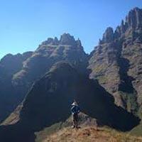 Alpine Heath Resort - Central Drakensberg Mid Week 2 Nights Tour