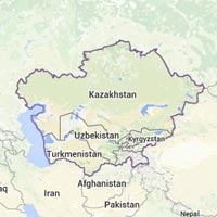 Tour Package for Central Asian States Tour