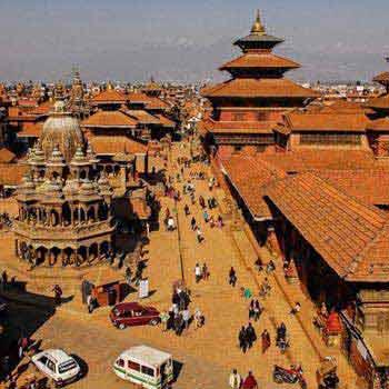 Kathmandu Durbar Square Tour