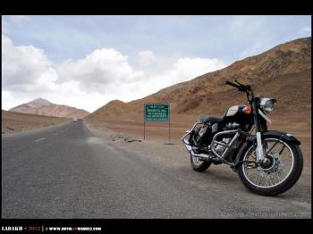 Motor Bike Safari to Ladakh Tour