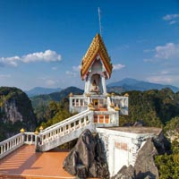 Holiday in Phuket & Krabi Tour