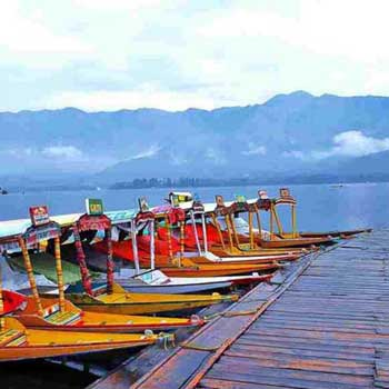 3/4 Days Tour Package Kashmir
