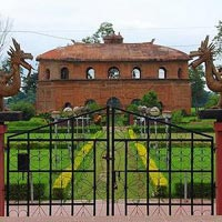 Assam Historical Monument Package