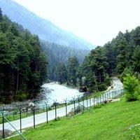 Kashmir Panorama 4 Nights 5 Days Tour
