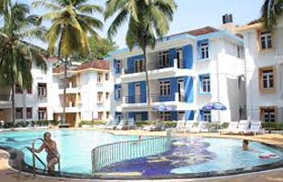 Alor Grande Holiday Resort, North Goa(Code : 75966)