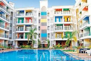 Palmarinha Resort & Suites, North Goa(Code : 70082)