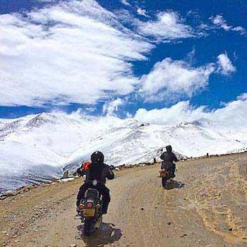 Motorbike Trip to Ladakh Tour