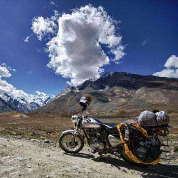Motorbike Trip to Ladakh 12 Days Tour