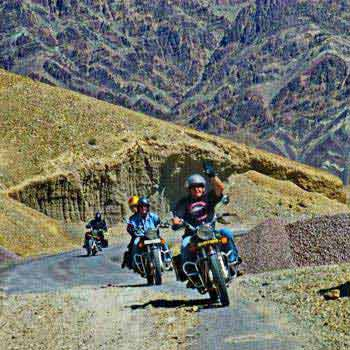 Motorbike Trip to Ladakh 6 Day Tour