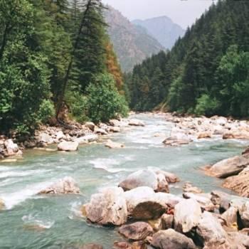 Barshaini - Kheerganga Trek