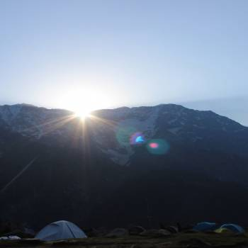 Triund Trekking Tour