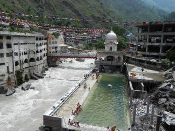 Gurdwara Manikaran Sahib Package Tour