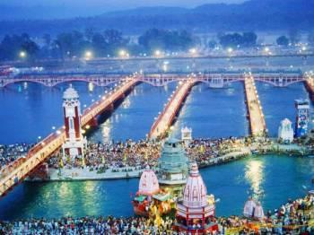 Ayuverda Ganges Tour