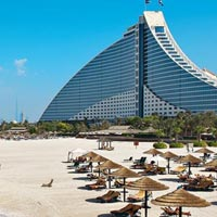 Abu Dhabi, Dubai and Oman Cruise onboard MSC 8 Days Tour