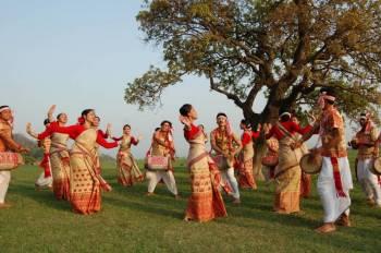 Bihu Festival Tour