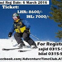 3 Day Tour to Swat, Malam Jabba, Ice Skiing By Adventure Time Club