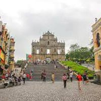 5 Nights in Macau Daytime skyline Tour