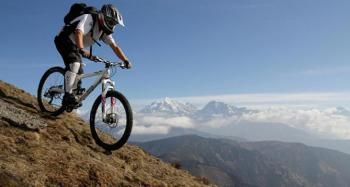 Cycling Tour in Himalayas : Uttarakhand
