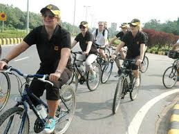 Cycling Tour South India