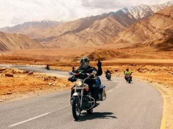 Motorbike Safari to Ladakh Trip Tour