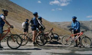 Chardham Bike Safari Tour