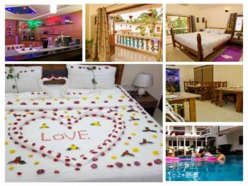Goa Honeymoon Package 5 Days