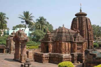 Temple Tours of Odisha 3 Nights & 4 Days