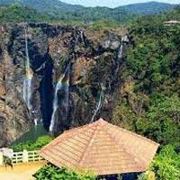 Shimoga with Jog and Kunchikal Falls Tour