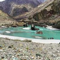 Tanakpur Day rafting or beach camping in Mahakali(Sarada) river Tour