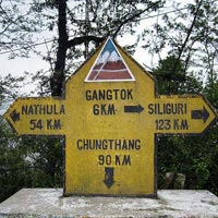 Mystery Mountain (Darjeeling 2N - Gangtok 3N) Tour