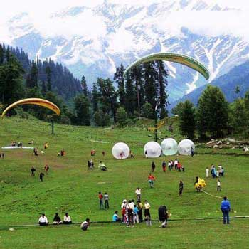Chandigarh - Shimla - Manali - Chandigarh Tour Package