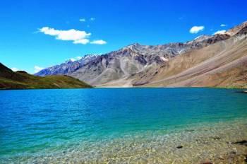 Chandratal Lake Trek Tour