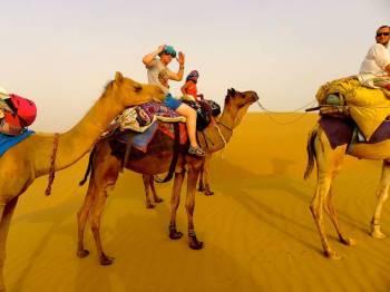 Jaisalmer Desert Safari Tour