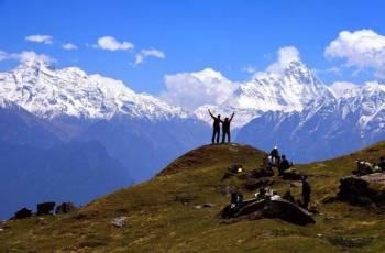 Kuari Pass Trek Tour