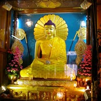Footsteps of Buddha 08 Nights / 09 Days Tour