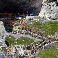 Amarnath Yatra by Helicopter From Baltal Tour
