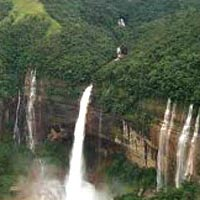 Guwahati Shillong Kaziranga Tour