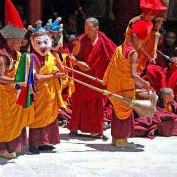 Hemis Festival Tour Packages