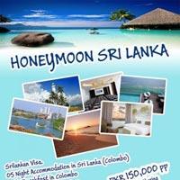 Honeymoon Sri Lanka Tour