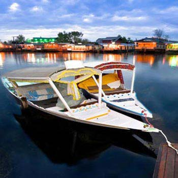 3N4D - At Srinagar Kashmir Package