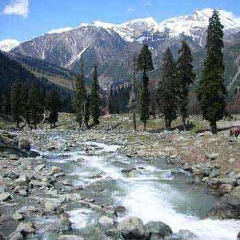 Kashmir Glimpses Packages