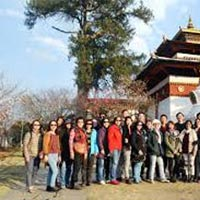Bhutan Marriage Tour