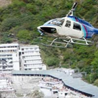 Mata Vaishnodevi By Helicopter - 1 Night/2 Days Tour