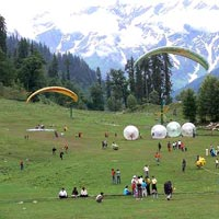 Manali Volvo 3 Days Tour