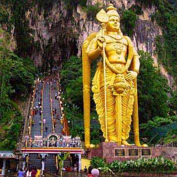 Singapore Thailand Malaysia Tour