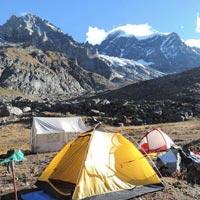 Hamta Pass to Chandra Taal Lake Trek Tour