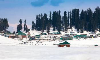 Srinagar – Gulmarg – Pahalgam – Srinagar Tour